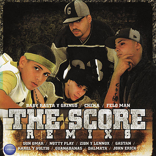 The Score Remixes by Various Artists