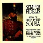 Semper Fidelis by Us Marine Band