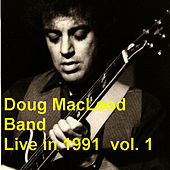 Live In 1991 Volume 1 by Doug MacLeod