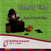 Play & Download Clean Up Time by Radha & The Kiwi Kids | Napster