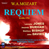 Mozart - Requiem by National Chamber Opera of Australia