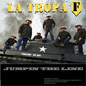 Play & Download Jumpin' the Line by La Tropa F | Napster