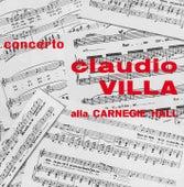 Concerto alla Carnegie Hall by Claudio Villa