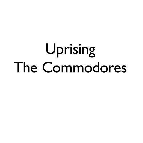 Uprising - The Commodores von The Commodores