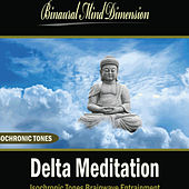 Play & Download Delta Meditation: Isochronic Tones Brainwave Entrainment by Binaural Mind Dimension | Napster