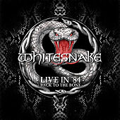 Live in 1984 - Back to the Bone by Whitesnake