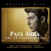 Paul Anka. The 20 Greatest Hits by Paul Anka