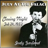Play & Download Judy At  The Palace by Judy Garland | Napster
