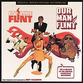In Like Flint / Our Man Flint by Jerry Goldsmith