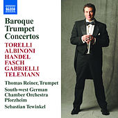 Play & Download Baroque Trumpet Concertos by Thomas Reiner | Napster