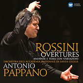 Rossini: Overtures (SD) by Antonio Pappano