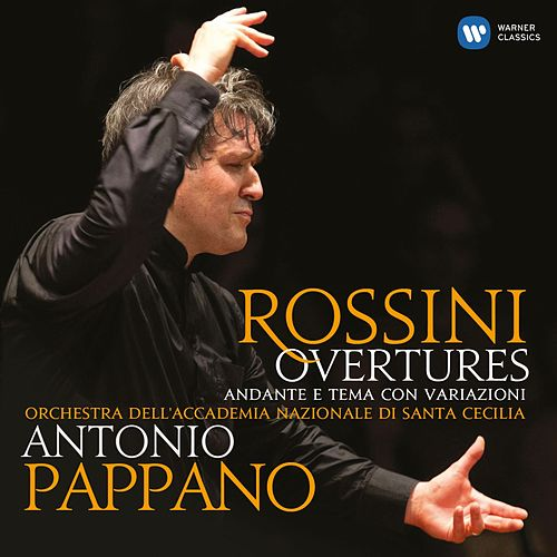 Play & Download Rossini: Overtures (SD) by Antonio Pappano | Napster