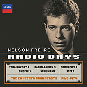 Nelson Freire Radio Days - The Concerto Broadcasts 1968-1979 by Nelson Freire