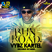 Play & Download Run Road - EP by VYBZ Kartel | Napster