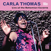 Play & Download Live at The Bohemian Caverns by Carla Thomas | Napster