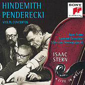 Play & Download Hindemith/Penderecki:  Violin Concertos by Various Artists | Napster