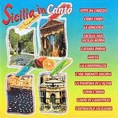 Sicilia in canto by Various Artists