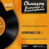 Record Digest, No. 1 (Mono Version) von Various Artists