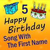 Song with the First Name, Vol. 5 by Happy Birthday