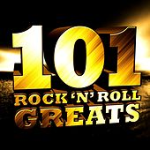 101 Rock 'N' Roll Greats von Various Artists