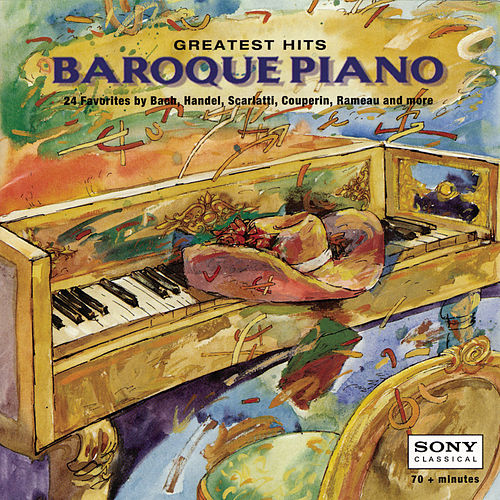 Greatest Hits - Piano - 'The Baroque Era' by Various Artists