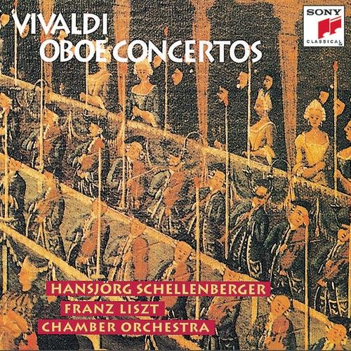 Vivaldi:  Oboe Concertos by Emanuel Ax; Franz Liszt Chamber Orchestra