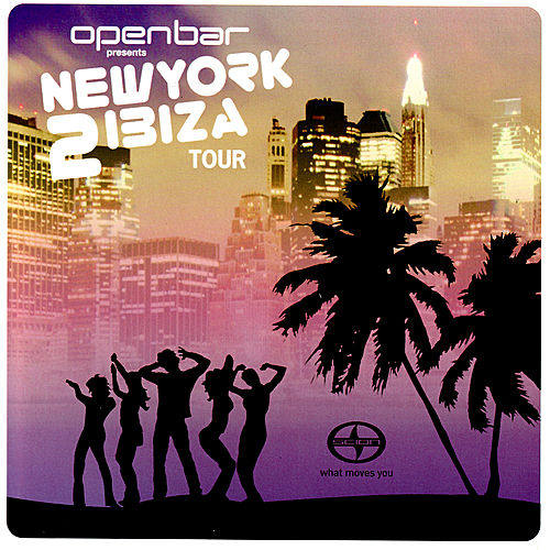 New York 2 Ibiza Tour: Vol. One by Various Artists