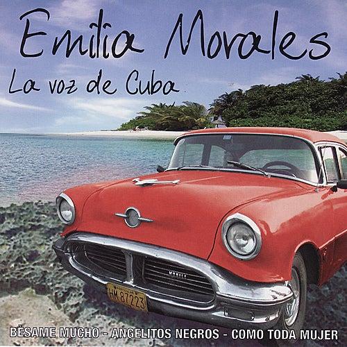 La voz de Cuba by Emilia Morales