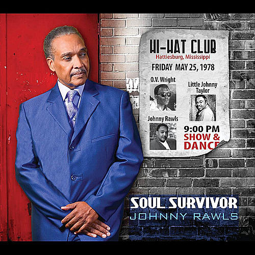 Play & Download Soul Survivor by Johnny Rawls | Napster