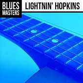 Blues Masters: Lightnin' Hopkins by Lightnin' Hopkins