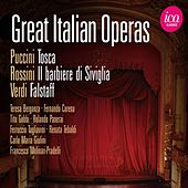 Play & Download Great Italian Operas (Live) by Various Artists | Napster