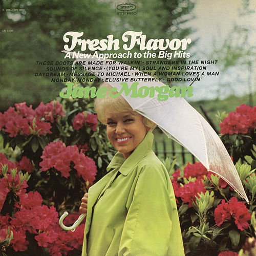Fresh Flavor by Jane Morgan