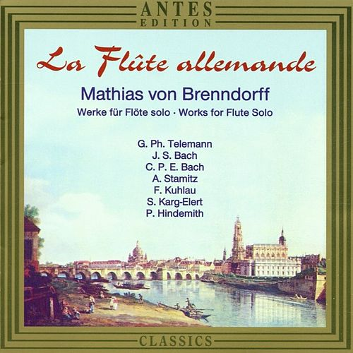Play & Download La Flûte allemande by Various Artists | Napster