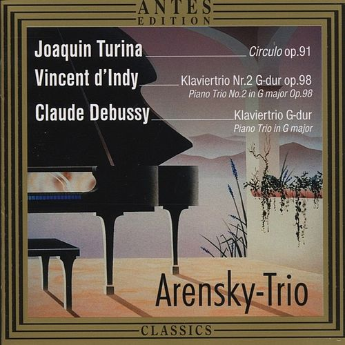 Play & Download Piano Trios by Arensky Trio | Napster