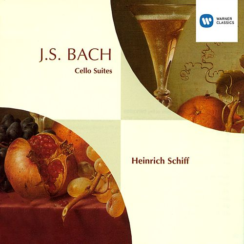 Play & Download Bach: Cello Suites by Heinrich Schiff | Napster