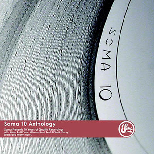 Play & Download Soma 10 Anthology by Various Artists | Napster