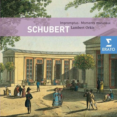 Schubert - Moments Musicaux & Impromptus by Lambert Orkis