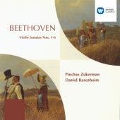 Play & Download Beethoven: Violin Sonatas 1 - 6 by Pinchas Zukerman | Napster