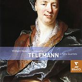 Telemann - The Paris Quartets by Trio Sonnerie