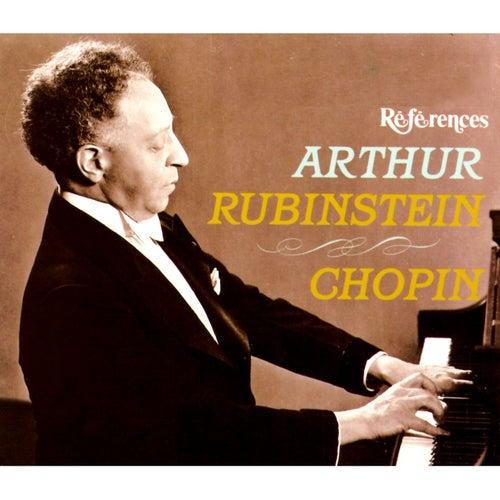 Piano Concertos/Nocturnes/Mazurkas Etc. by Artur Rubinstein