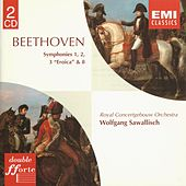 Play & Download Beethoven: Symphonies Nos. 1 & 3, 2 & 8 by Wolfgang Sawallisch | Napster