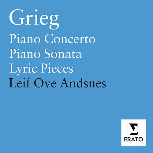 Grieg - Piano Works by Various Artists