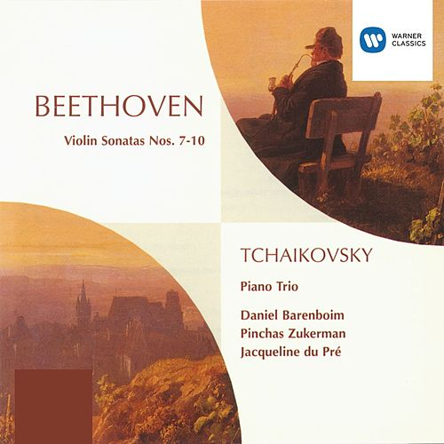 Play & Download Beethoven: Violin Sonatas 7 - 10, Tchaikovsky: Piano Trio in A minor by Pinchas Zukerman | Napster