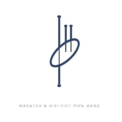 Play & Download Wasatch & District Pipe Band by Wasatch | Napster