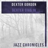 Dexter Digs In (Live) by Dexter Gordon