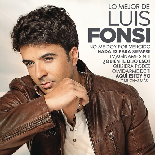 Play & Download Lo Mejor De... by Luis Fonsi | Napster