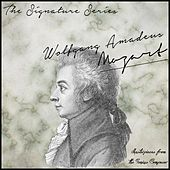 The Signature Series: Wolfgang Amadeus Mozart (Masterpieces from the Genius Composer) by Various Artists