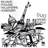 Play & Download Tailleferre - Milhaud - Honegger - Poulenc: Le Groupe des Six by Nicolai Popov | Napster