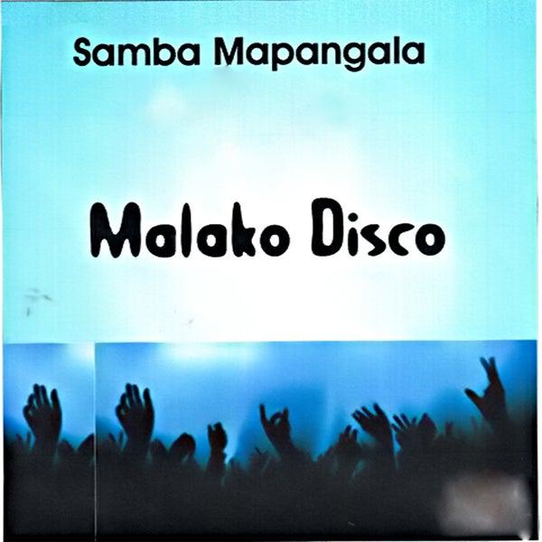 Samba Mapangala & Virunga * Orchestre Virunga - Virunga Volcano