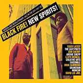 Soul Jazz Records Presents Black Fire! New Spirits! Deep and Radical Jazz in the USA 1957-75 by Various Artists